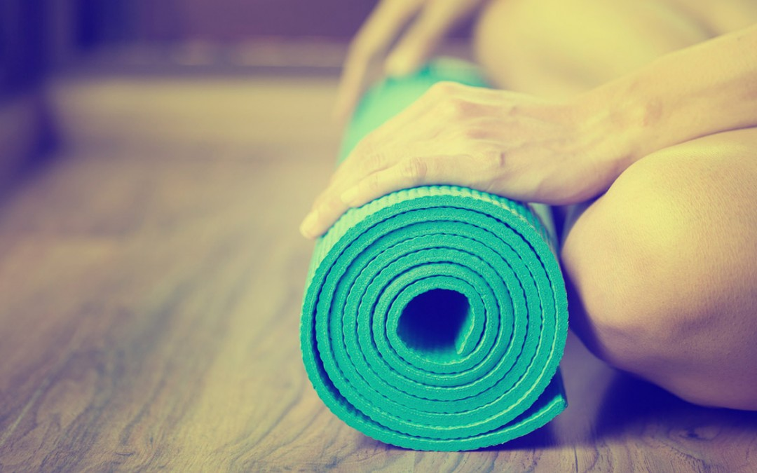 Tips for Having a Great First Yoga Class