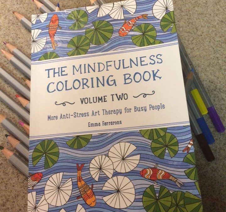 Stress Reduction: Mindfulness through Coloring