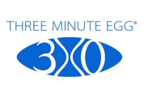 Three Minute Egg Logo